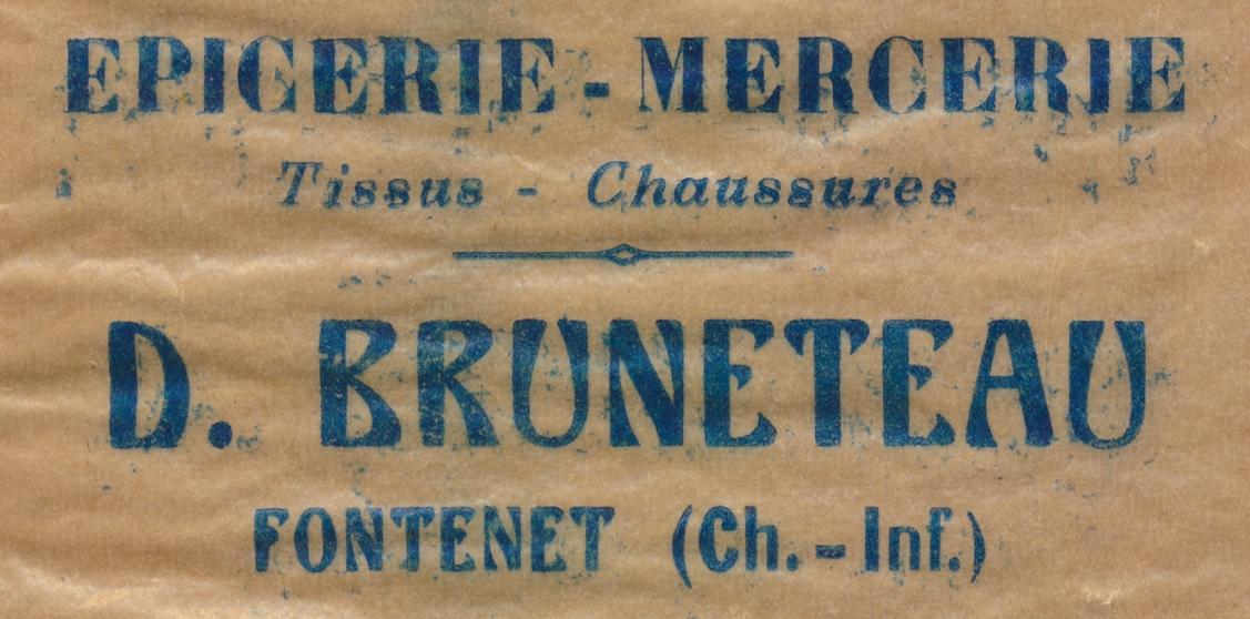 sachet-epicerie-mercerie-bruneteau-fontenet-charente-inferieure-tissus-chaussures