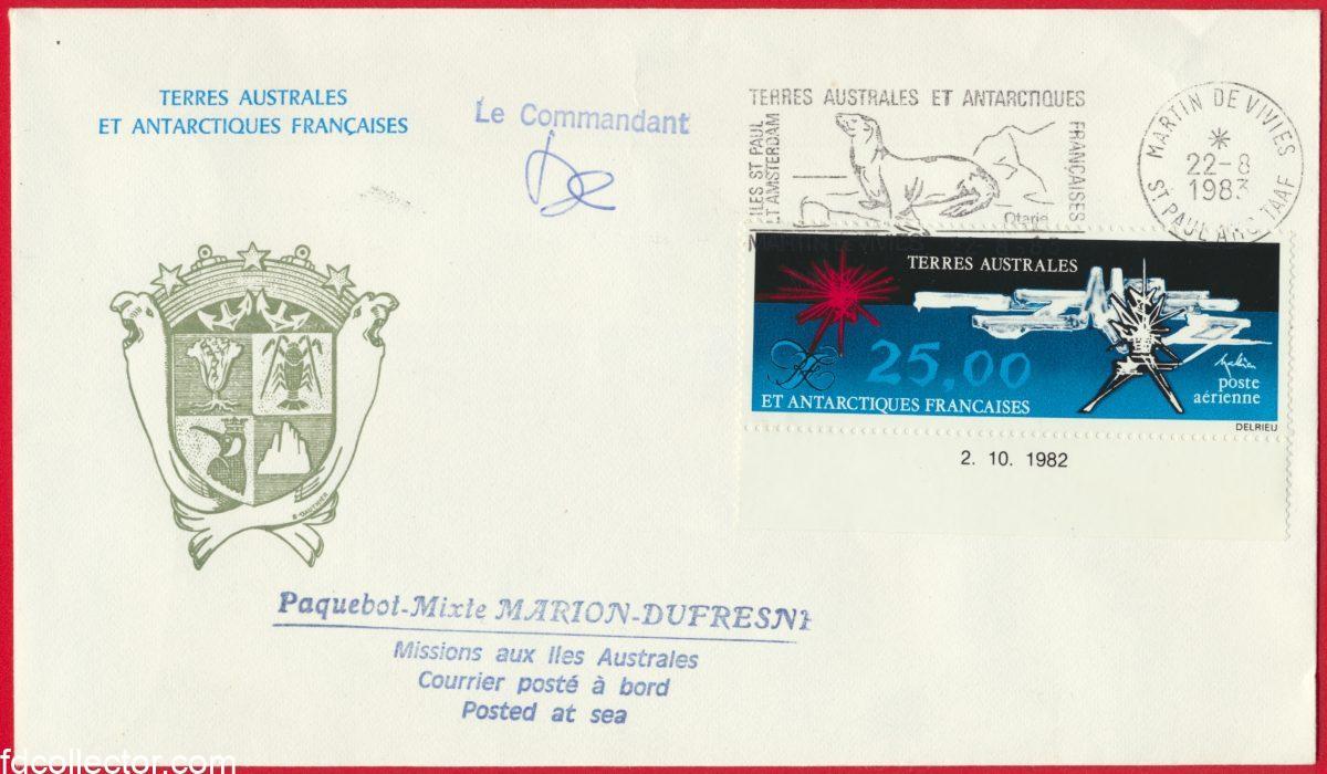 taaf-terres-australes-territoires-francaise-25-francs-1982-paquebot-mixte-marion-dufresne