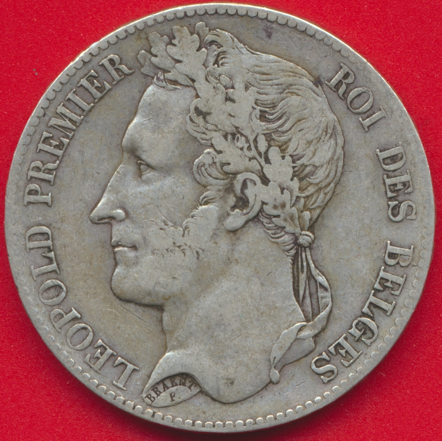 belgique-5-francs-1848-leopold-premier