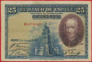 espagne-spain-25-pesetas-banco-espana-1928-0988