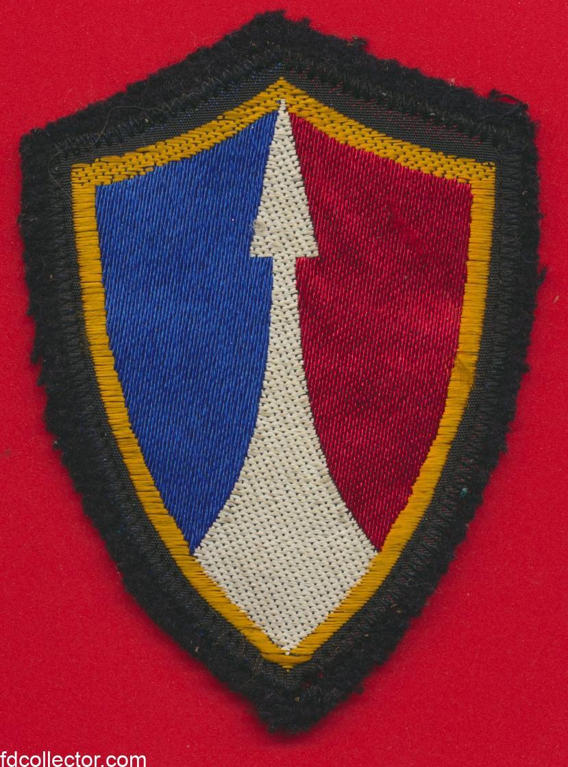 insigne-2-corps-armee-tissu