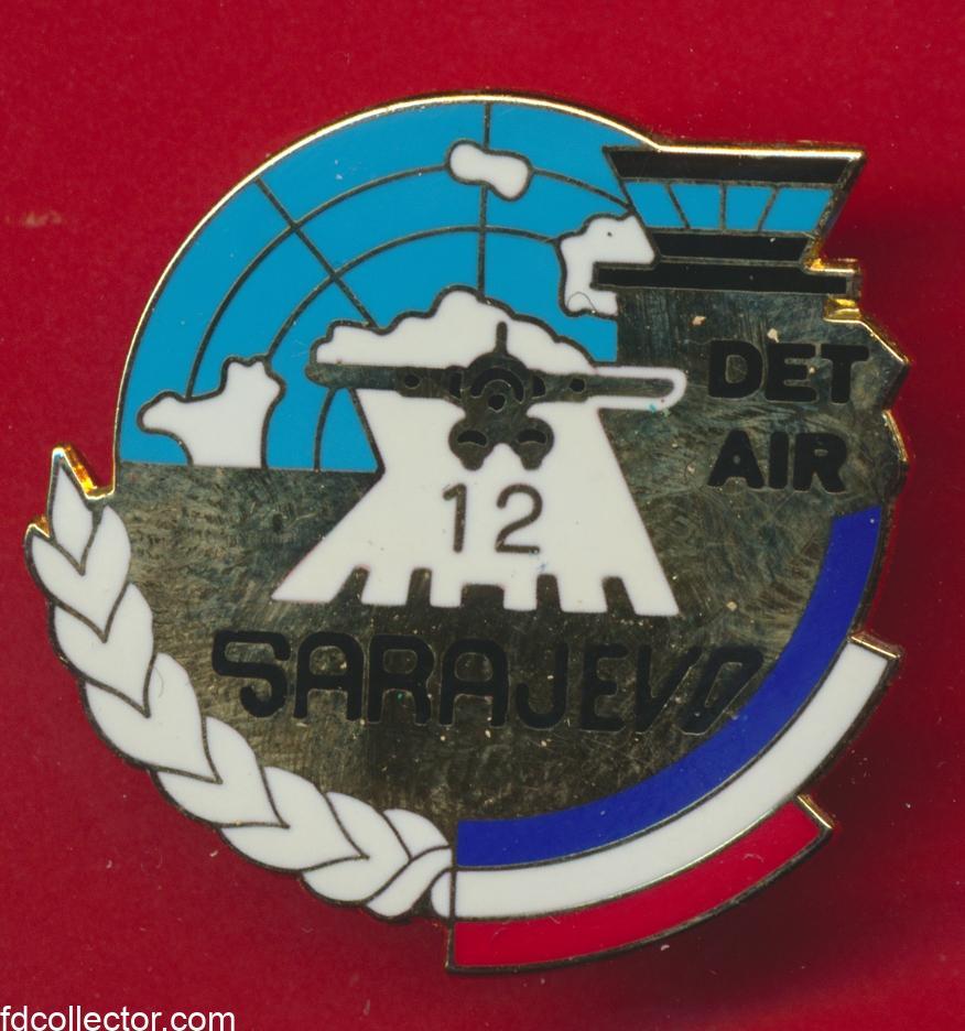 insigne-sarajevo-det-air-12-onu
