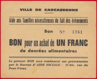 bon-carton-carcassonne-achat-denrees-alimentaires-un-franc