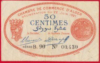chambre-commerce-alger-50-centimes-1921