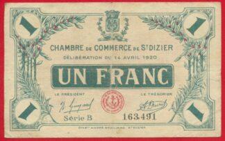 chambre-commerce-saint-dizier-un-franc-1920-3491