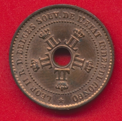 congo-leopold-belgique-etat-independant-1888-1-centimes-vs