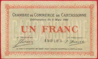 un-franc-chambre-commerce-carcassonne-1920-9483