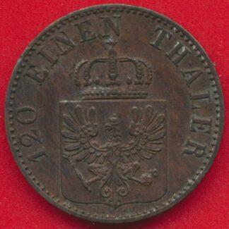 allemagne-prusse-3-pfenninge-1853-120-einen-thaler