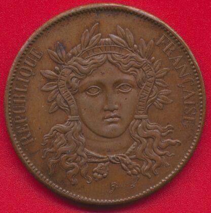 essai-concours-1848-5-francs-gayard-cuivre-3eme-concours