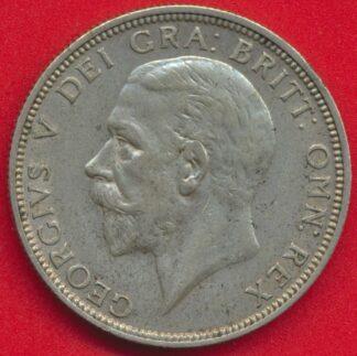 grande-bretagne-florin-1928-george-v