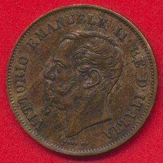 italie-5-centesimi-1861-m