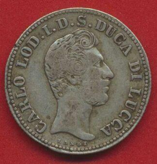 italie-carlo-di-lucca-1837-2-lire