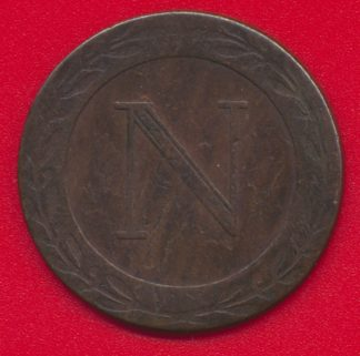 premier-empire-napoleon-strasbourg-5-centimes-1808-bbb
