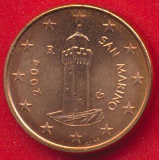 san-marino-saint-marin-cent-2004
