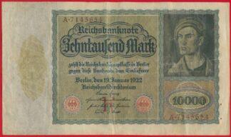 allemagne-10000-mark-1922