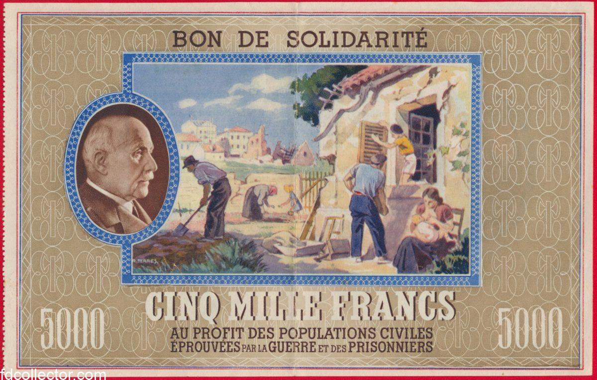 bon-solidarite-petain-5000-francs-21387