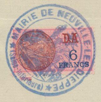 fiscal-dieppe-mairie-1941-6-francs-cachet-3