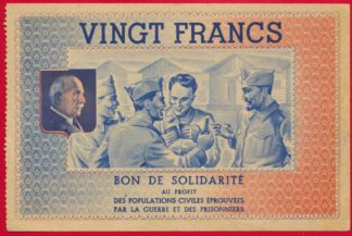 bon-solidarite-petain-20-francs