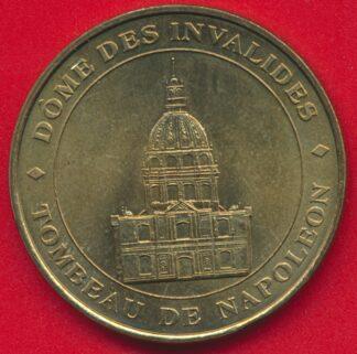 monnaie-paris-dome-invalides-tombeau-napoleon