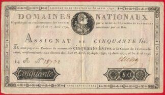 assignat-50-cinquante-livres-30-avril-1792-8732