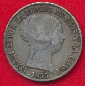 espagne-4-reales-isabel-isabelle-1853