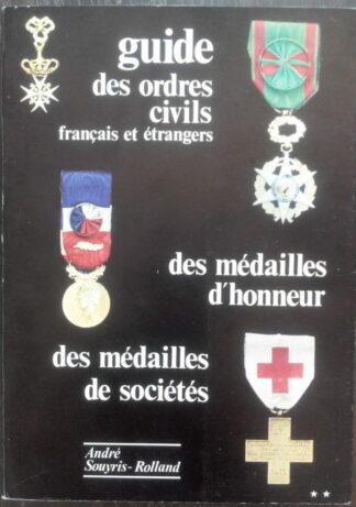 guide-ordres-civils-francais-etrangers-sourys-rolland