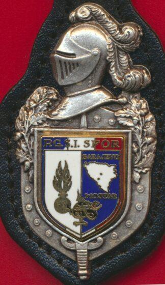 insigne-gendarmerie-forpronu-pgsi-sfor-sarajevo-mostar