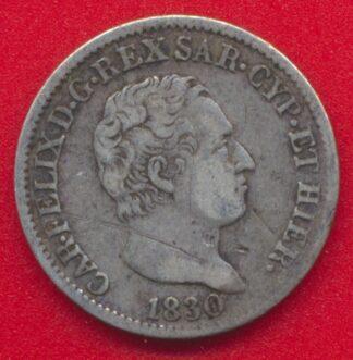 italie-sardainge-charles-felix-50-centesimi-1830-sardinia