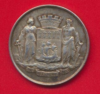 jeton-presence-caisse-epargne-nantes-or-1821