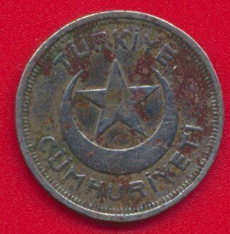 turquie-5-kurush-1943
