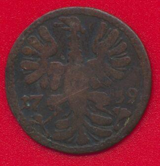 allemagne-achen-germany-reichs-stat-1719-4-heller