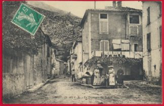 cpa-annot-basses-alpes-fugerer-grand-rue