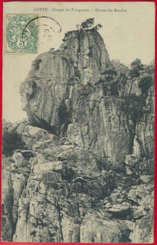 cpa-corse-gorges-tavignano-grotte-bandits