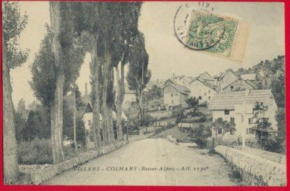 cpa-villars-colmars-basses-alpes