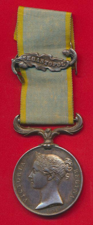 medaille-crimee-sebastpol-reine-victoria
