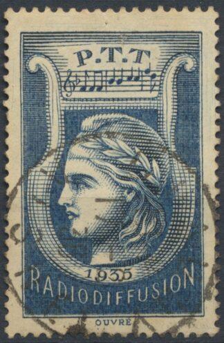 radiodiffusion-ptt-1933-bleu