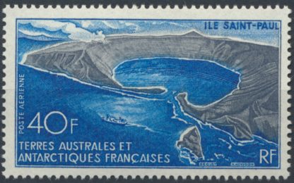 taaf-poste-aerienne-ile-saint-paul-40-francs