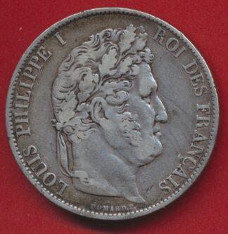 5-francs-louis-philippe-1844-w-lille