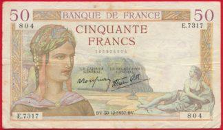 50-francs-ceres-30-12-1937-7317