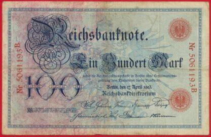 allemagne-100-hundert-mark-1903-1193