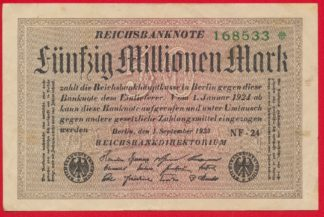 allemagne-funfzig-millionen-mark-50-million-1923-8533