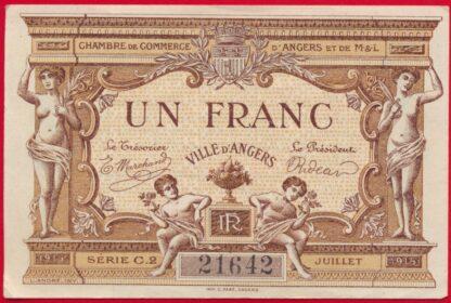 angers-un-franc-serie-c-21642-juillet-1915