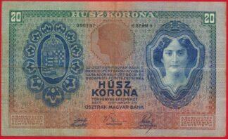 autriche-20-kronen-zwanzig-1907-0137-vs
