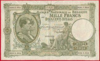 belgique-1000-francs-deux-cent-belgas-17-02-37-s352