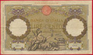 italie-100-lire-cento-14-dicembre1932-5377