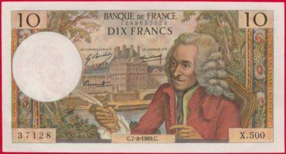 10-francs-voltaire-7-8-1969