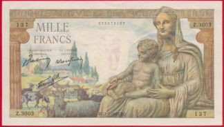 1000-francs-demeter-7-1-1943-3003
