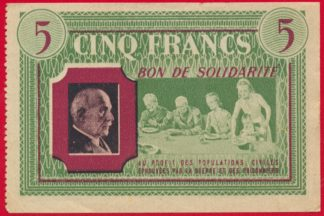 5-francs-bon-solidarité-petain-4534
