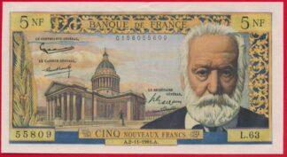 5-nouveaux-francs-victor-hugo-2-11-1961-5809