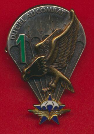 insigne-1-regiement chasseur-parachutistes